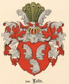 Coat of arms Lode